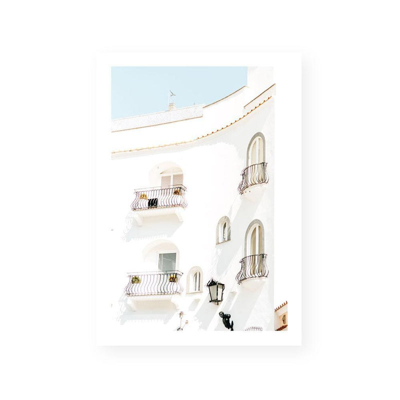 Views of Amalfi III