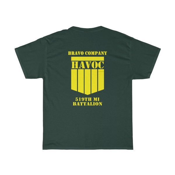 Cry Havoc Cotton Tee