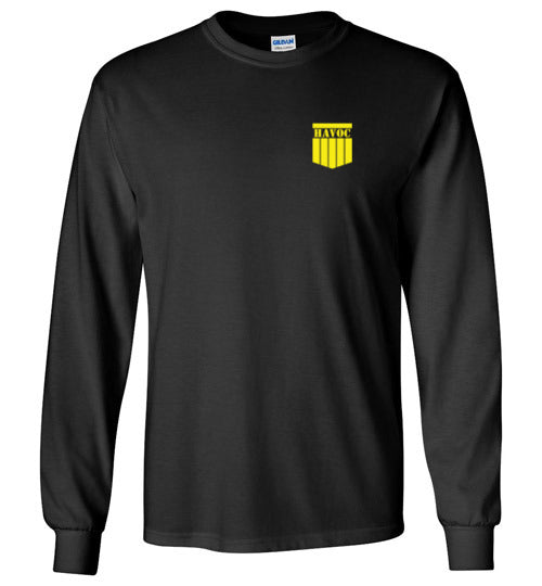 Commander Sellow Long Sleeve Shirt