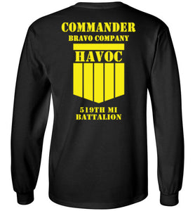 Commander Long Sleeve Shirt