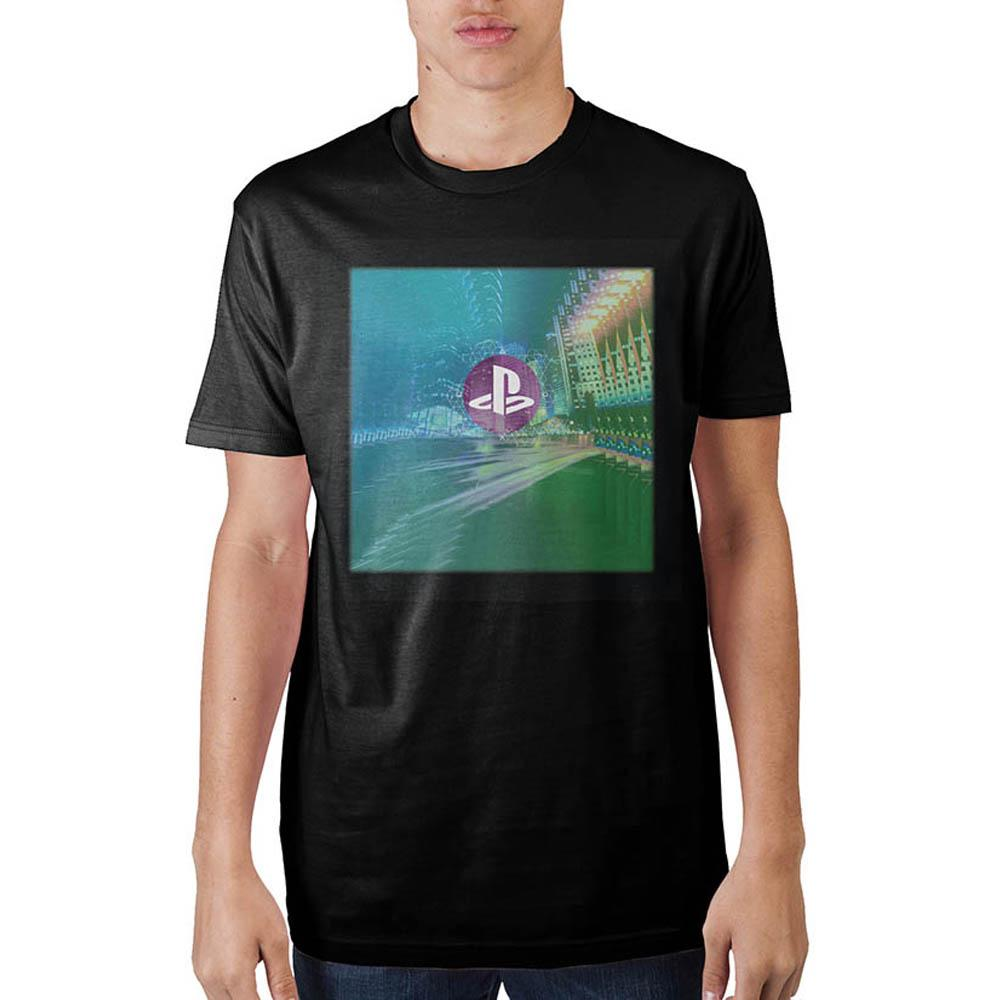 Sony Playstation Mens Black T-Shirt