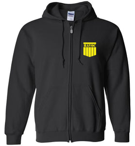 Cry Havoc Zip-Up Hoodie