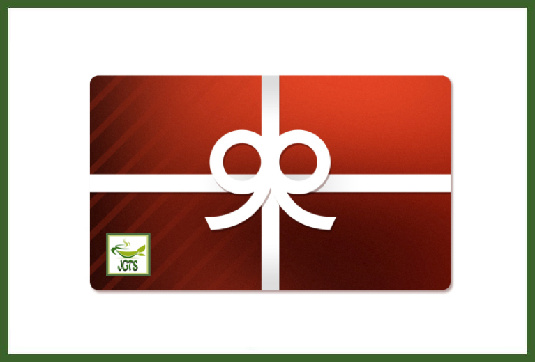 JGTS Gift Cards now Available