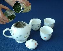 Brewing Japanese Green Tea 1
