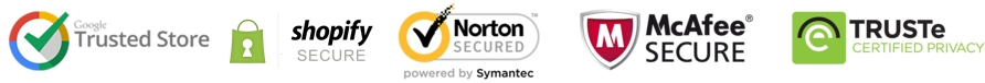 Certified SSL Encryption