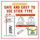 (AGF) Blendy Cafe Latory Rich Orange Tea 7 Sticks (45.5 grams) Safe and Easy Open Stick