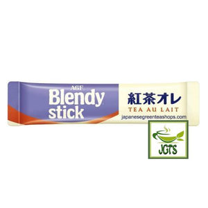 (AGF) Blendy Royal Milk Tea Instant Tea 8 Sticks (80 grams) One individually wrapped stick