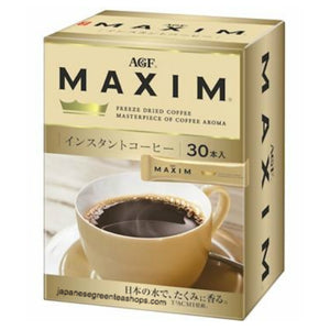 (AGF) Maxim Aroma Select Blend Instant Coffee 30 Sticks (60 grams)