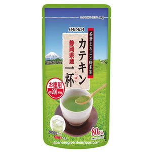 Harada Shizuoka Powdered Tea One Cup of Catechin (80 grams)