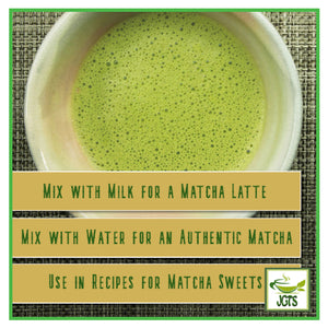ITO EN Oi Ocha Uji Matcha (30 grams) Authentic Matcha Latte, Matcha and Sweets
