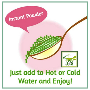 ITO EN Oi Ocha Uji Matcha (30 grams) Powdered Matcha dissolves easily in hot or cold milk or water