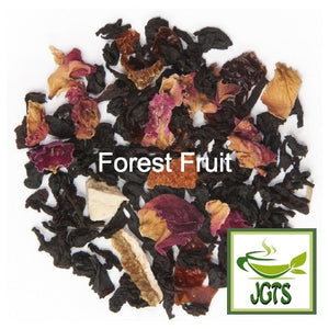 JAFTEA Black Tea Fruit Melody (75 grams) Forest Fruit