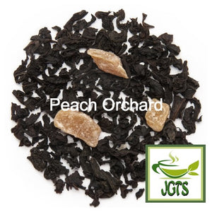JAFTEA Black Tea Fruit Melody (75 grams) Peach Orchard