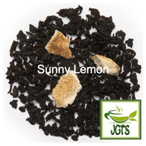 JAFTEA Black Tea Fruit Melody (75 grams) Sunny Lemon