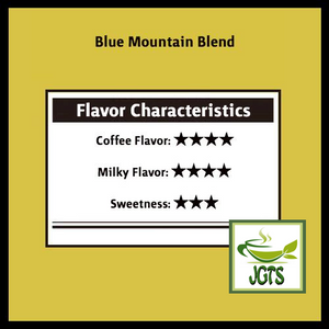 Kataoka ASTORIA Blue Mountain & Mocha Blend Instant Coffee 6 Sticks (65.1 grams) Blue Mountain Flavor