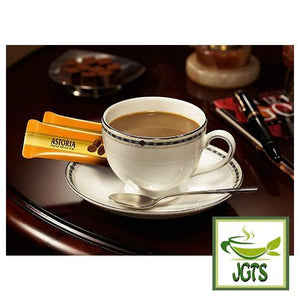 Kataoka ASTORIA Blue Mountain & Mocha Blend Instant Coffee 6 Sticks (65.1 grams) Coffee in Cup