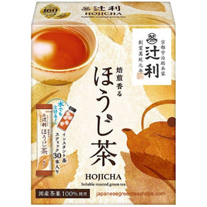 Kataoka Bussan Tsujiri Roasted Aromatic Hojicha 30 Sticks (30 grams)