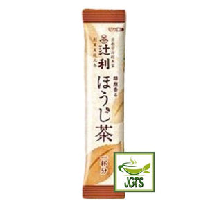 Kataoka Bussan Tsujiri Roasted Aromatic Hojicha 30 Sticks (30 grams) Individually wrapped stick type houjicha tea