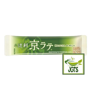 Kataoka Tsujiri Kita Kyo Latte (Matcha & Milk) 5 Pieces (70 grams) One Stick
