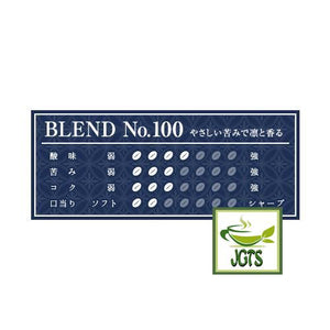 Key Coffee Since 1920, BLEND No.100 Ground Coffee Flavor