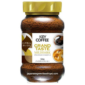 Key Coffee Grand Taste Mild Dark Instant Coffee (100 grams, Jar)