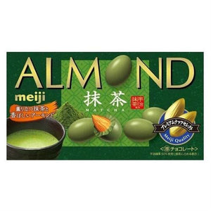 Meiji Almond Matcha (79 grams)