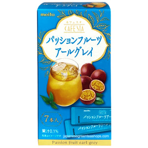 Meito Cafesta Passion Fruit Earl Gray 7 Sticks (42 grams)