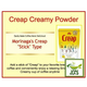 Morinaga Creap Creamy Powder Coffee Creamer 15 Sticks (45 grams) Convenient Stick Type