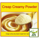 Morinaga Creap Creamy Powder Coffee Creamer 15 Sticks (45 grams) Creap with real milk