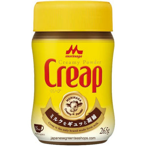 Morinaga Creap Creamy Powder Coffee Creamer Jar (265 grams)