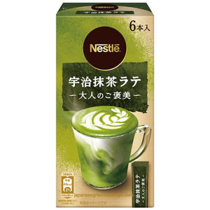 Nescafe Gold Blend Adult Reward Uji Matcha Latte 6 Sticks (60.6 grams)