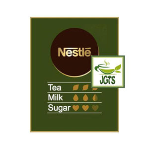 Nescafe Gold Blend Adult Reward Uji Matcha Latte 6 Sticks (60.6 grams) Flavor chart English