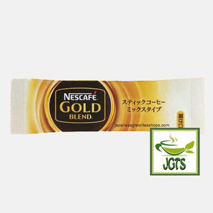 Nescafé Gold Blend Cafe Latte Instant Coffee 10 Sticks (79 grams) One Stick