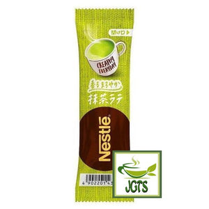 Nestle Fragrant Matcha Latte Instant Tea 20 Sticks (112 grams) one individually wrapped stick