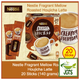 Nestle Fragrant Mellow Roasted Houjicha Latte 20 Sticks (140 grams) Economy large size 20 sticks per box