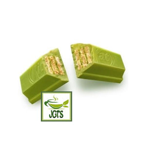 "Nestle KITKAT Mini ""OTONA-NO-AMASA"" Matcha Inside KitKat View"