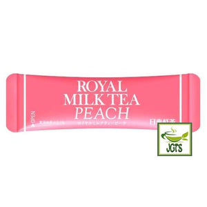 Nitto Black Tea Royal Milk Tea Amaou 10 Sticks (140 grams) One individually packaged stick
