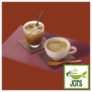 Nitto Houjicha Au Lait (112 grams) Enjoy brewed hot or over ice