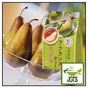 Nittoh La France Tea 10 Sticks (95 grams) Yamagata Pear Juice
