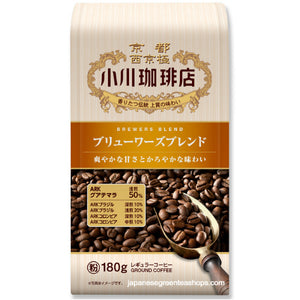 Ogawa Coffee Shop Brewers Blend Ground Coffee (180 grams)
