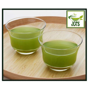 Organic Powdered Green Tea from Kagoshima (40 grams) Try serving Green Tea over Ice