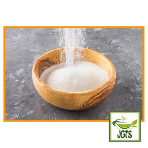 Pearl Ace Pearl Bow Sugar (150 grams) Bowl of granulated Sugar