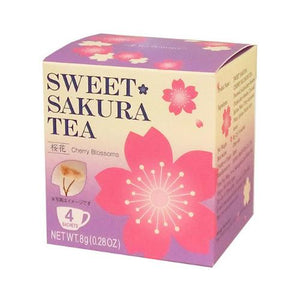 Tea Boutique Sweet Sakura Cherry Blossom Tea (8 grams)