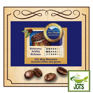 (UCC) Coffee Exploration Blue Mountain Blend Instant Coffee (45 grams) Beans from Jamaica