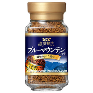 (UCC) Coffee Exploration Mountain Blend Instant Coffee (45 grams)