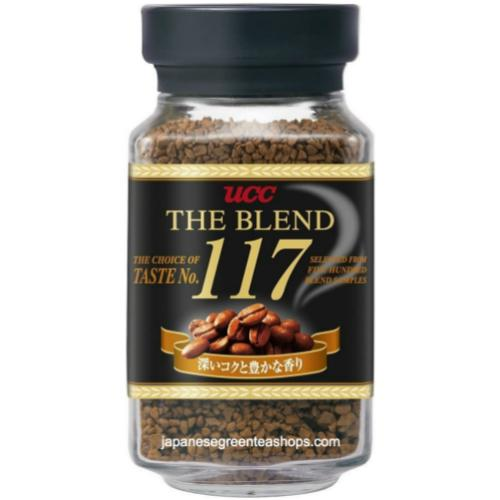 (UCC) The Blend 117 Instant Coffee (90 grams, Jar)