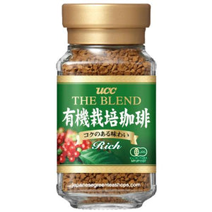 (UCC) The Blend Coffee Exploration Organically Grown Rich Instant Coffee (50 grams, Jar)