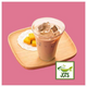 (Wakodo) Milk Shop's Instant Decaffeinated Milk Coffee (280 grams) Brewed cold in glass