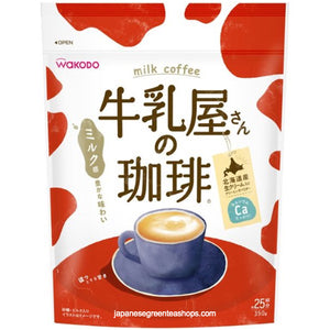 (Wakodo) Milk Shop's Instant Milk Coffee (350 grams)