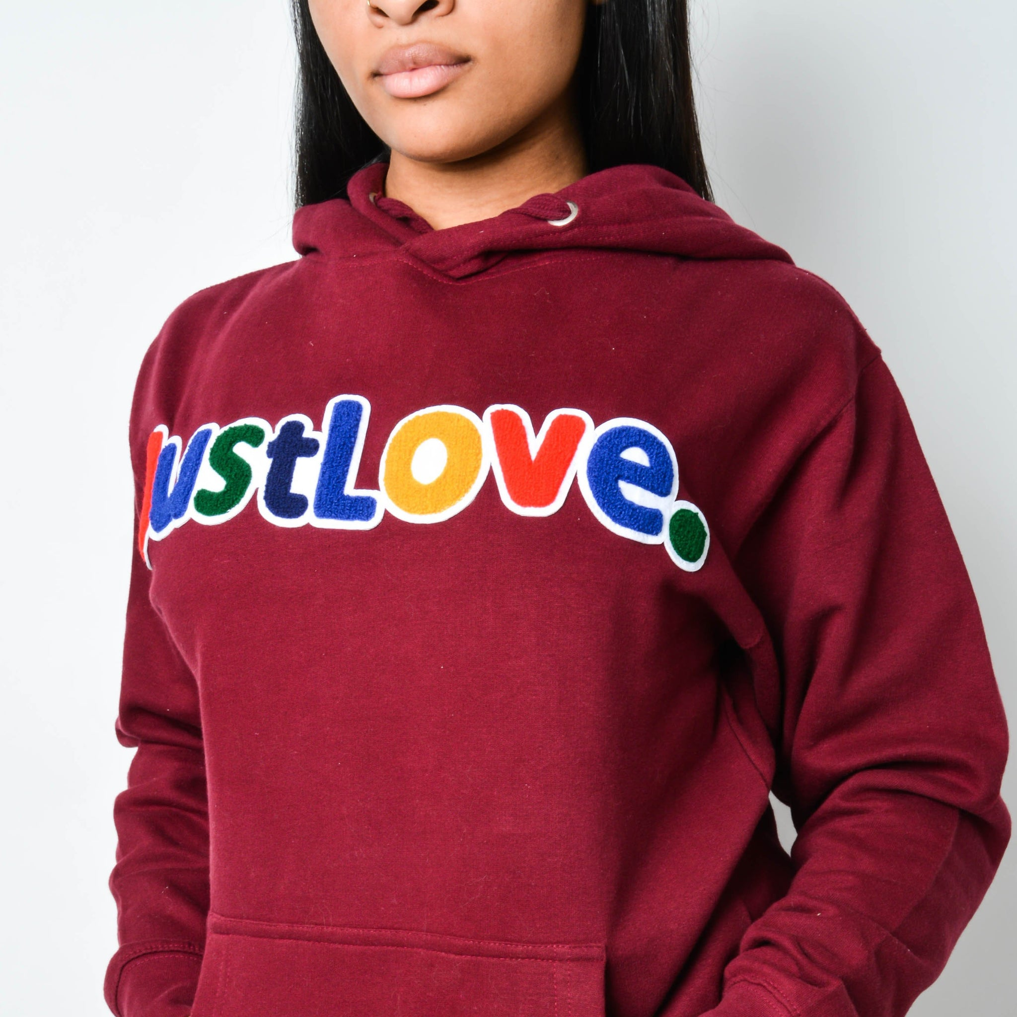 Just Love Pull Over Unisex